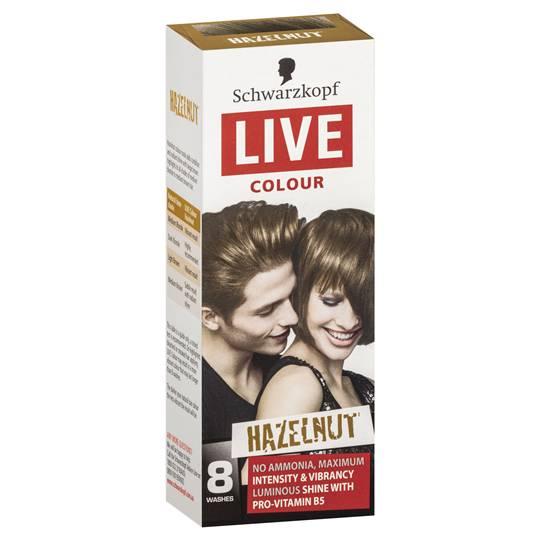 Schwarzkopf Live Colour Hazelnut