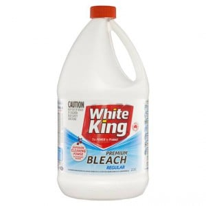White King Bleach Standard