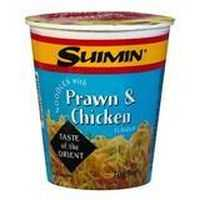 Suimin Chicken & Prawn Noodle Cup