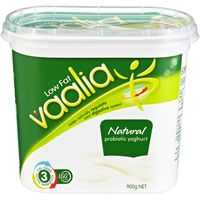 Vaalia Low Fat Yoghurt
