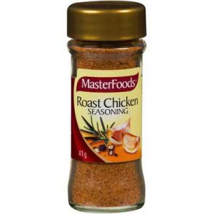 Masterfoods Seasoning Roast Chicken