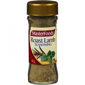 Masterfoods Seasoning Lamb