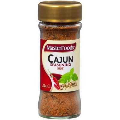 Masterfoods Cajun Seasoning