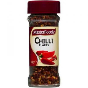 Masterfoods Chilli Flakes