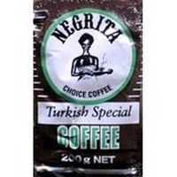 Negrita Turkish Dark Roast Ground Coffee