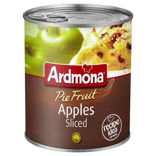 Ardmona Apple Sliced
