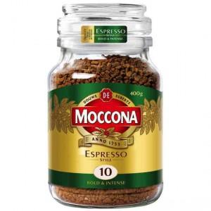 Moccona Espresso Freeze Dried Coffee