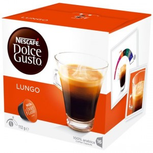 Nescafe Dolce Gusto Lungo Coffee