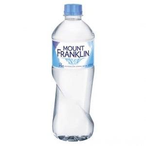 Mount Franklin Spring Water