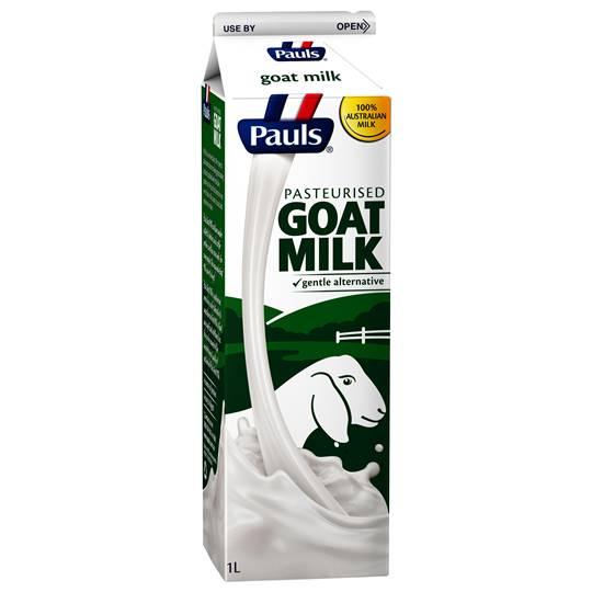 Pauls Goats Milk