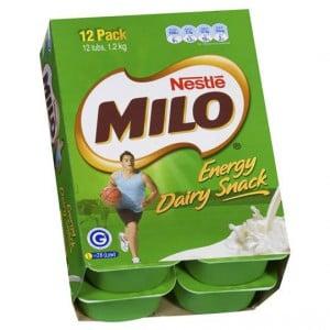 Nestle Milo Energy Snack