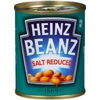 Heinz Baked Beans Salt Reduced Tomato Sauce