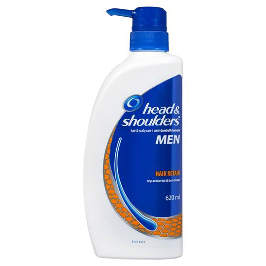 Head & Shoulders Hair Retain Anti Dandruff Shampoo For Men