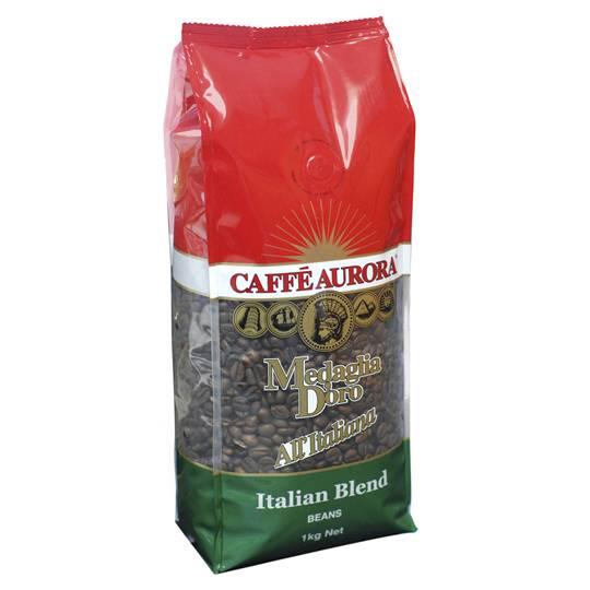 Aurora Italian Blend Coffee Beans