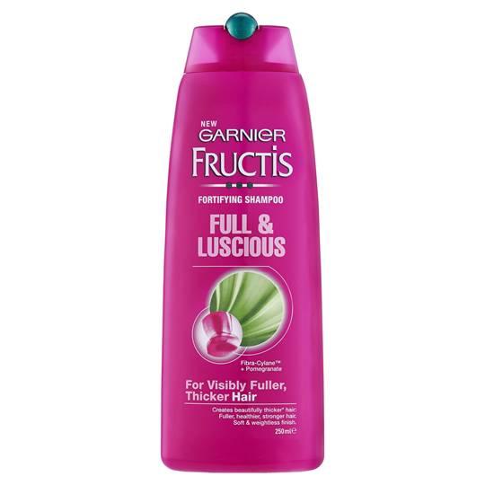 Garnier Fructis Full & Luscious Shampoo