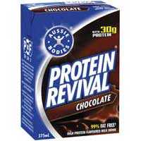 Aussie Bodies Protein Revival Chocolate 99% Fat Free
