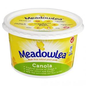 Meadowlea Canola Spread Canola Omega 3