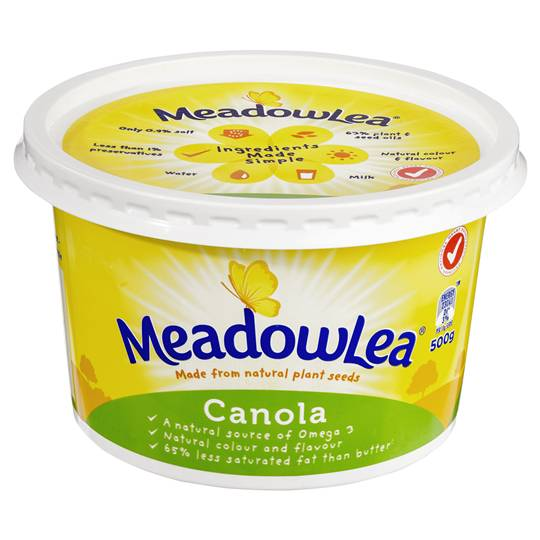 mom112217 reviewed Meadowlea Canola Spread Canola Omega 3