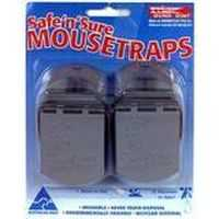 Safe N Sure Mouse Trap