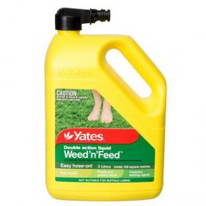 Yates Garden Weed N Feed