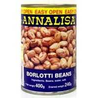 Annalisa Beans Borlotti