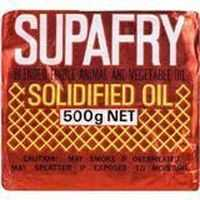 Supafry Solid Oil
