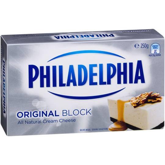 Kraft Philadelphia Block
