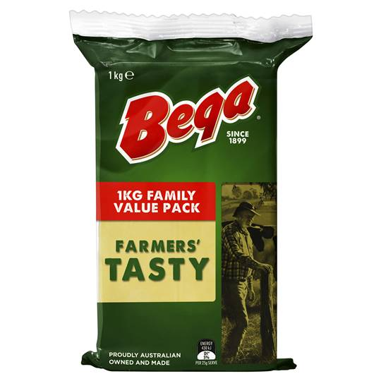 Bega Tasty Cheese