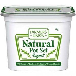 Farmers Union Natural European Style Yoghurt