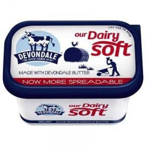 Devondale Dairy Soft Butter