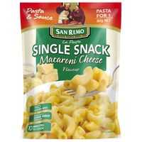San Remo La Pasta Macaroni Cheese Single Snack