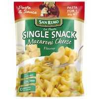 San Remo La Pasta Macaroni Cheese Single Snack