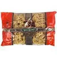 San Remo Bows Ties Pasta No 23