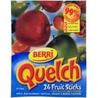 Quelch Fruit Sticks Ice Blocks