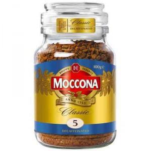 Moccona Classic Decaffeinated Coffee