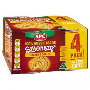 Spc Spaghetti Tomato & Cheese Sauce