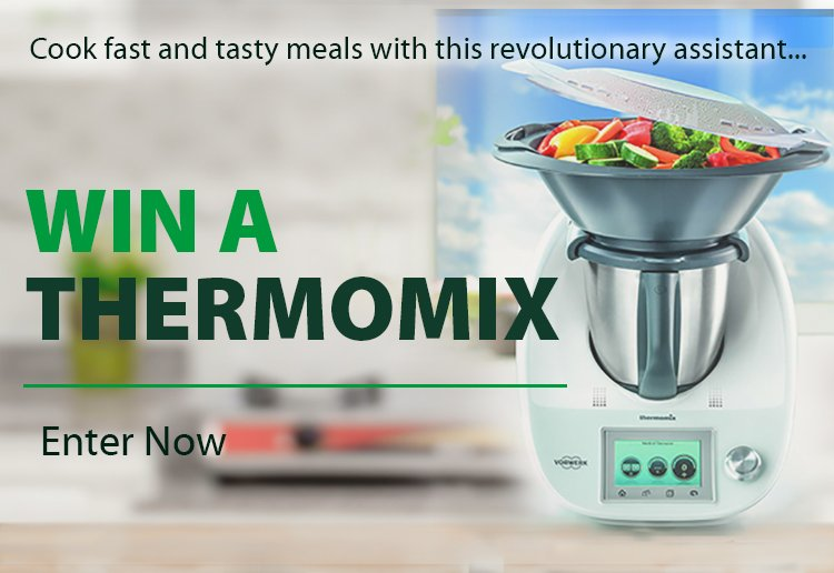 WIN a Thermomix!