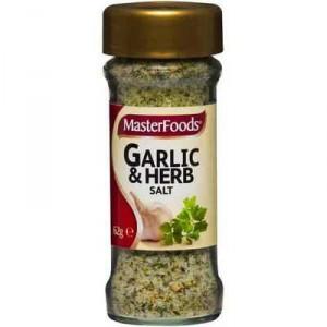 Masterfoods Garlic Herb Salt