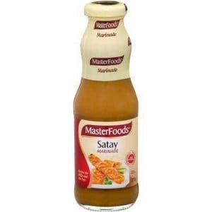Masterfoods Marinade Satay