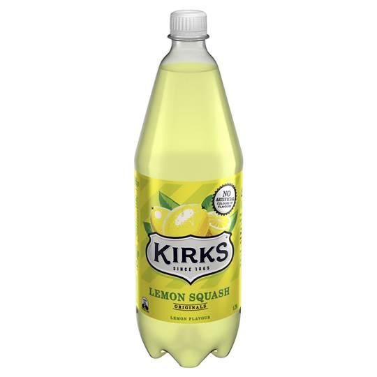 Kirks Lemon Squash