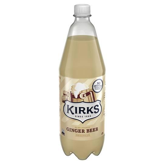 Kirks Olde Stoney Ginger Beer