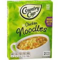 Country Cup Instant Soup Chicken Noodles