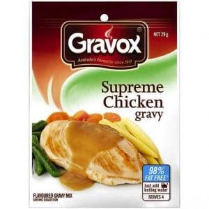 Gravox Gravy Instant Supreme Chicken