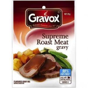 Gravox Gravy Mix Supreme Roast Meat