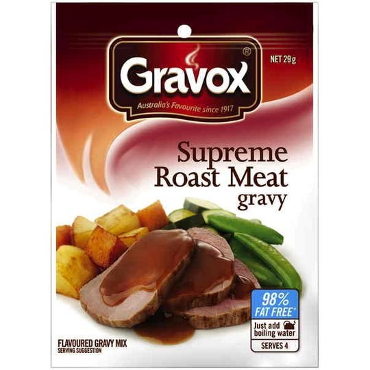 Gravox Gravy Mix Supreme Roast Meat