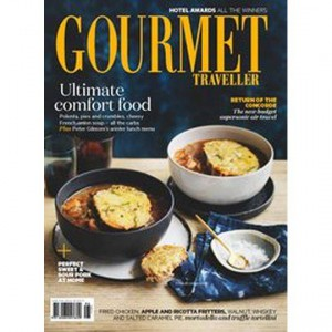 Australian Gourmet Traveller