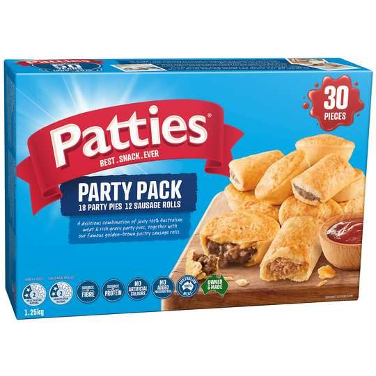 Patties Party Pack