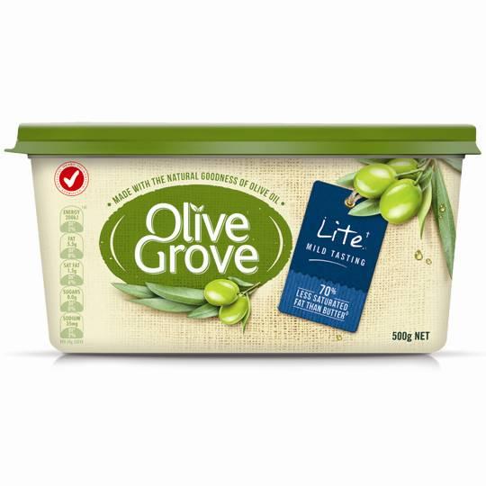 Olive Grove Lite Spread