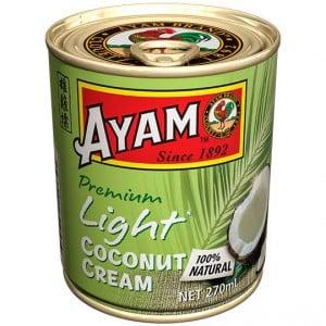 Ayam Coconut Cream Light