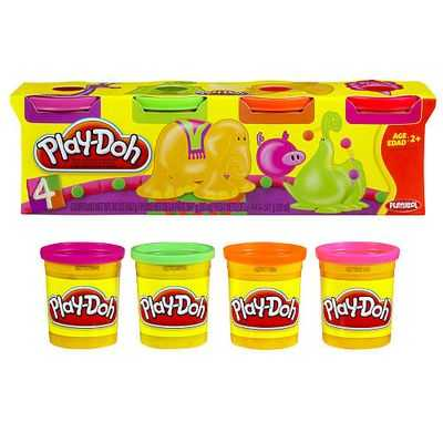 Play Doh Toys Classic Colours